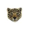 Animal Head Rug Loony Leopard