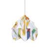 Lighting Moth Origami Lamp