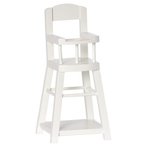 High Chair for Micro Maileg Toy Accessories
