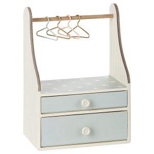 Maileg Wardrobe Dresser – Mint