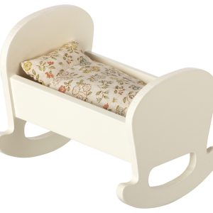 Toy Accessories Maileg Cradle Baby Mouse