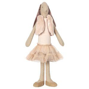 Maileg Toy Stuffed Animal Bunny Dance Princess