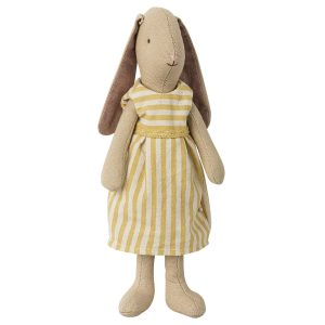 Maileg Toy Stuffed Animal Mini Light Bunny Aya
