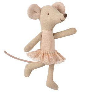 Toy Stuffed Animal Maileg Ballerina Mouse