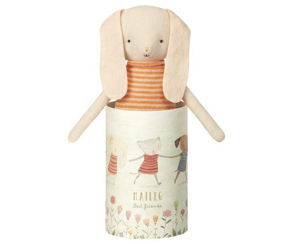 Toy Stuffed Animal Best Friend Bunny Maileg
