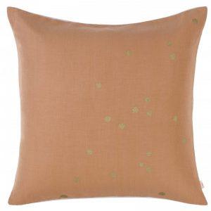 Cushion Cover Lina Litchi Gold