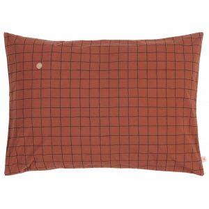 Pillow Case Oscar Terracotta