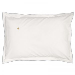 Pillow Case Swann Sugar Ardoise