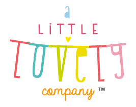 a little lovely company logo