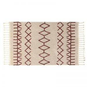 Rugs for Children - Bereber Burgundy