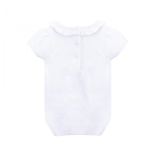 body newborn short sleeve pearl look3