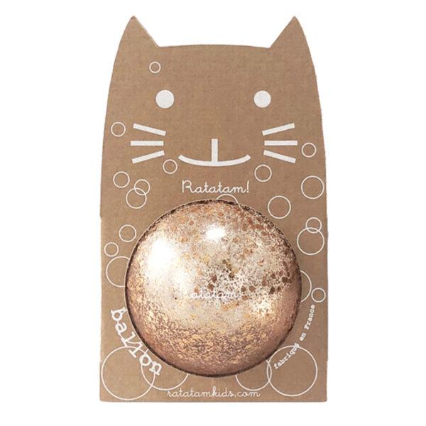Ratatam Bubble Ball Copper Toy