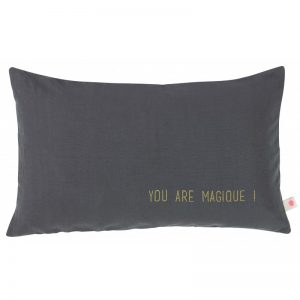 Cushion Cover Lina Magique Sesame