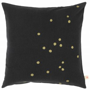 Cushion Cover Lina Caviar Gold
