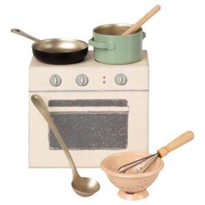 Maileg Cooking Set Toy