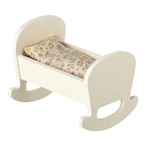 Maileg Accessories Baby Cradle