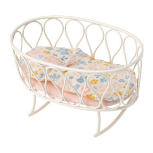 Maileg Accessories Cradle with Sleeping Bag