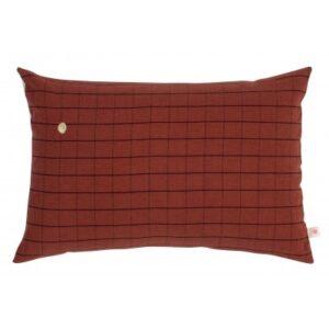 Cushion Cover Oscar Terracotta