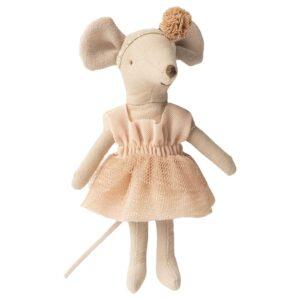 Toy Stuffed Animal Maileg Dance Mouse