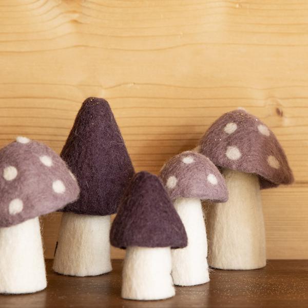 decor morel mushroom iris large look