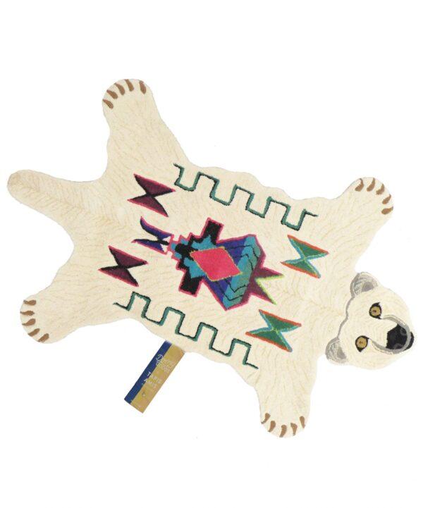 Polar Bear Animal Rug - Large