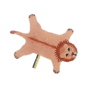 Lion Animal Rug - Small