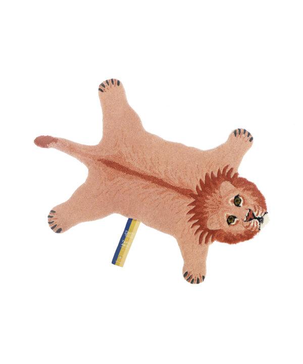 Lion Animal Rug - Small