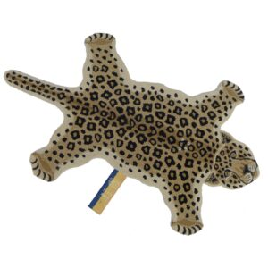 Loony Leopard Animal Rug