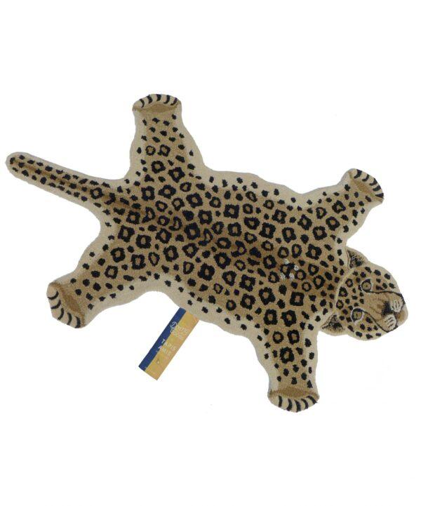 Loony Leopard Animal Rug