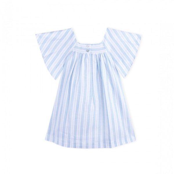 dress cotton isabel look1