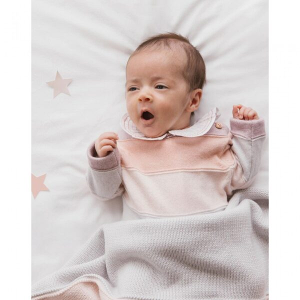 Baby Girl Knitted Body