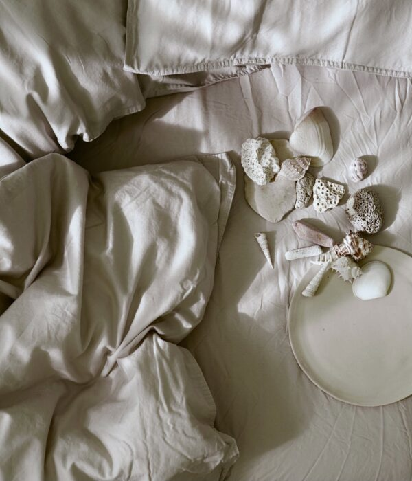 fitted sheet peeble look3