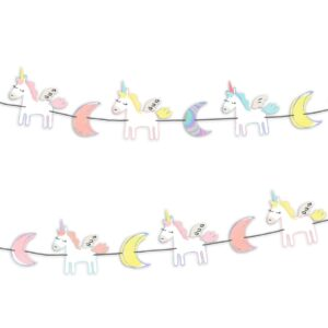 Unicorns Party Decor