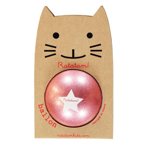 Ratatam Glitter Ball Toy