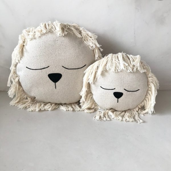 Animal Lion Cushion for Kids