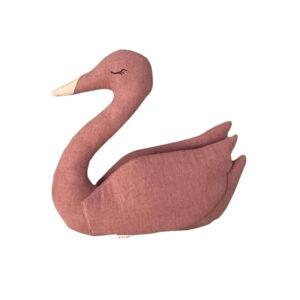 Swan Cushion Big