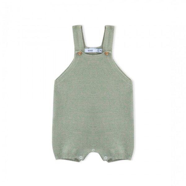 jumpsuit newborn tricot basil