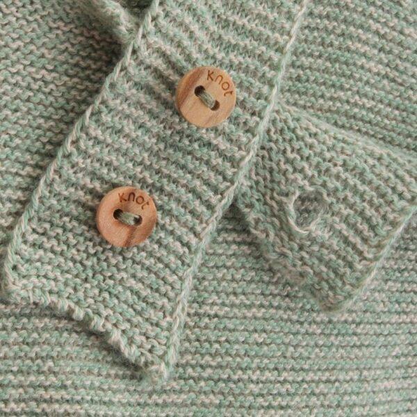 jumpsuit newborn tricot basil look