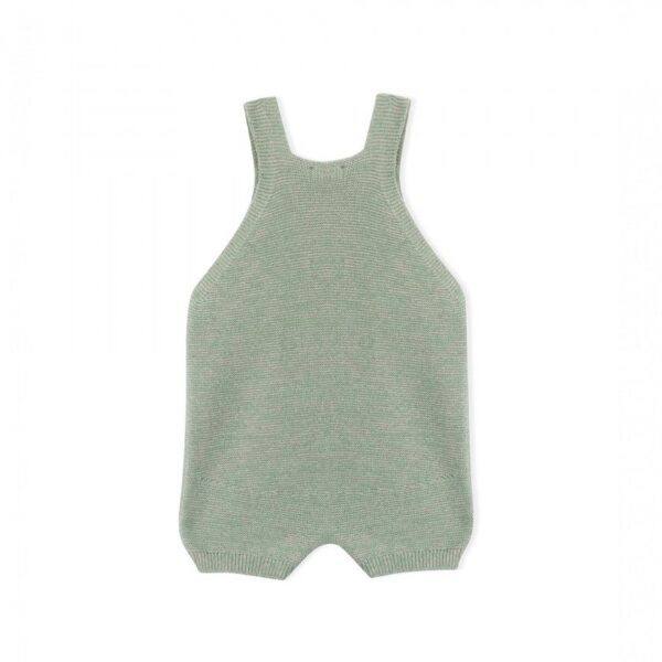 jumpsuit newborn tricot basil look1