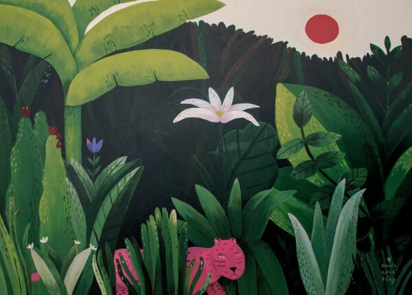 Marta and Abad Blay Summer Jungle 2