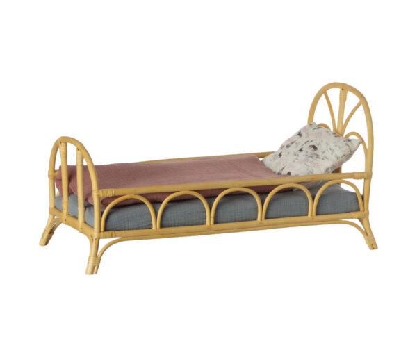Maileg Toys Bed Rattan