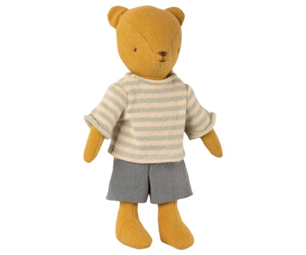 maileg blouse and shorts for teddy junior look