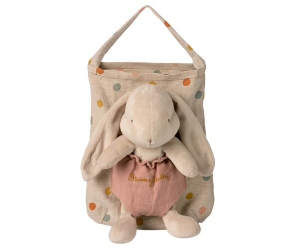 maileg bunny holly toy