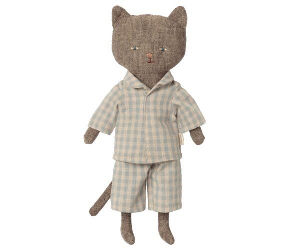 maileg chatons kitten grey