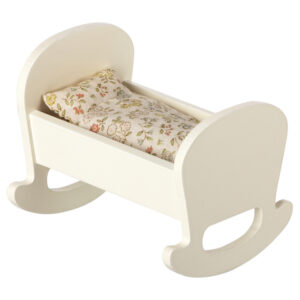 Maileg Toy Accessories Cradle Micro