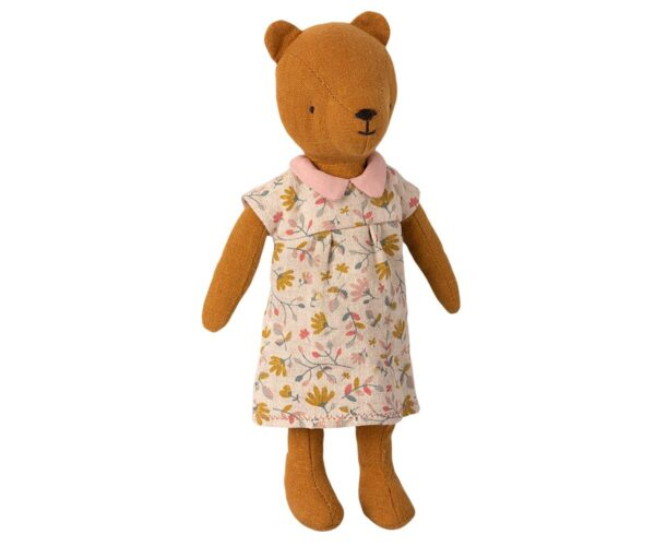 maileg dress for teddy mum look