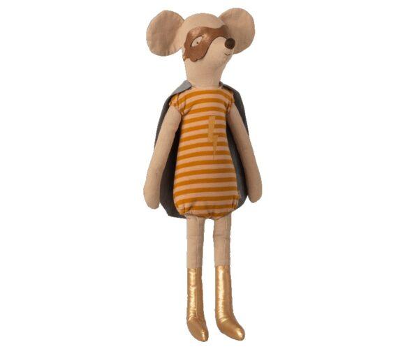 maileg super hero mouse maxi girl