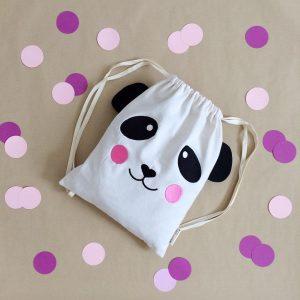 Panda with Pink Cheeks - MonPetit Zoreol