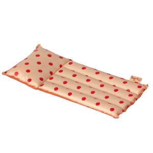 mouse air mattress toy red dot