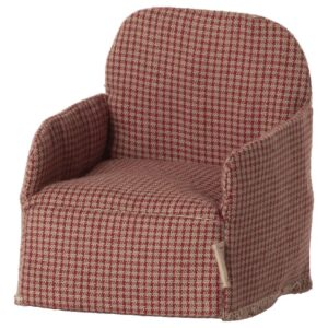 mouse chair toy red